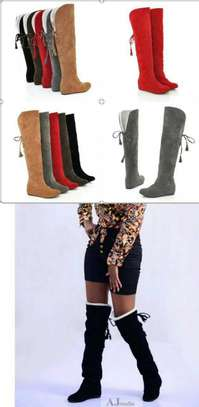 THIGH BOOTS image 1