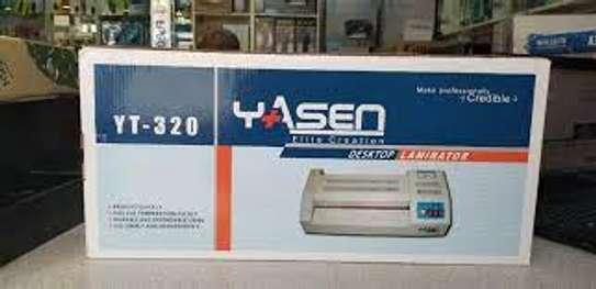 Yasen YT-320 laminating machine image 1