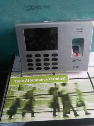 Attendance Time recorder image 3