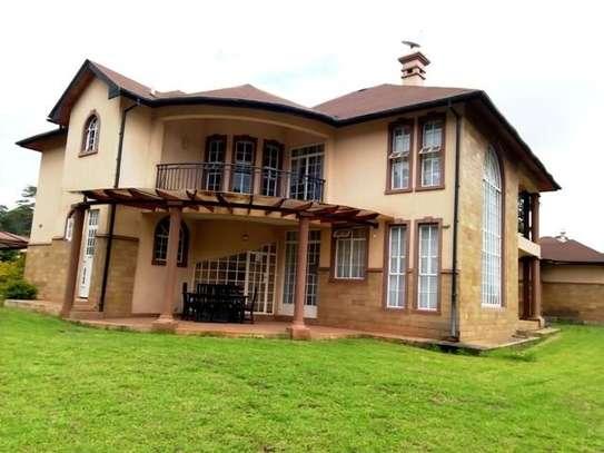 4 bedroom house for rent in Karen image 10