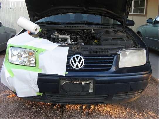 Car Headlights HeadLamps Restoration Machine Kit image 2