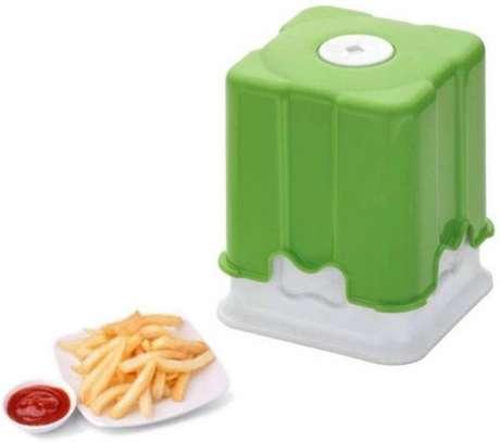 Vegetable Potato Finger Chips Cutter Chipser image 5