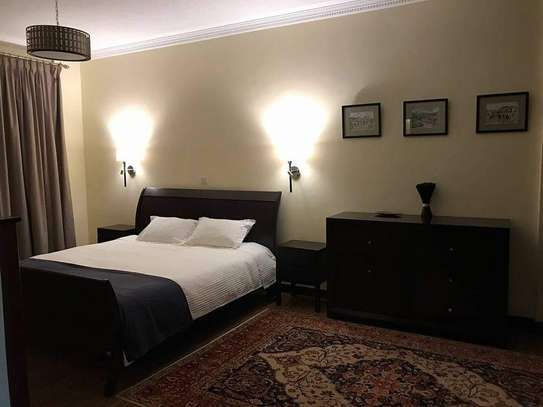 Furnished 3 bedroom apartment for rent in Brookside image 6