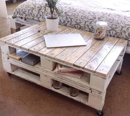 Pallet coffee tables/pallet tables/coffee tables/pallet furniture image 4