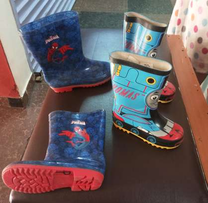 Kids quality wellies/gumboots image 12