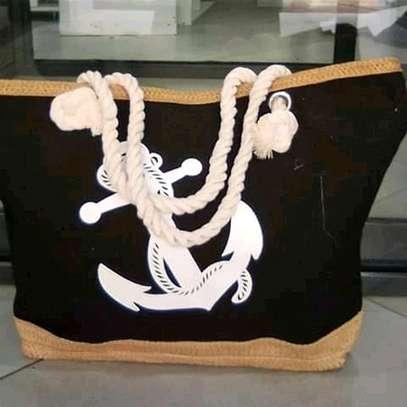 Fashion rope handbags in wholesale image 3