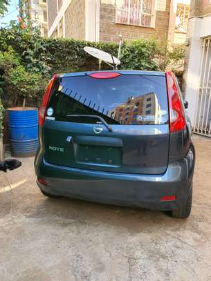 Nissan note,2012 image 4