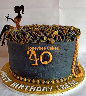 CAKES FOR ALL OCCASIONS image 3