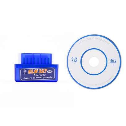 Car bluetooth diagnostic scanner (OBDII/EOBD) image 1