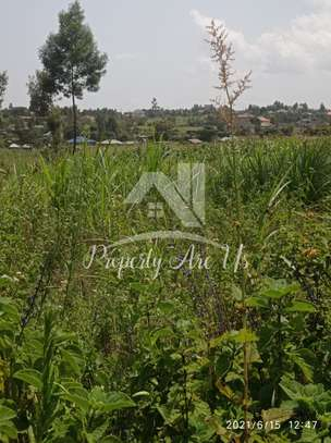 0.05 ha residential land for sale in Gikambura image 5