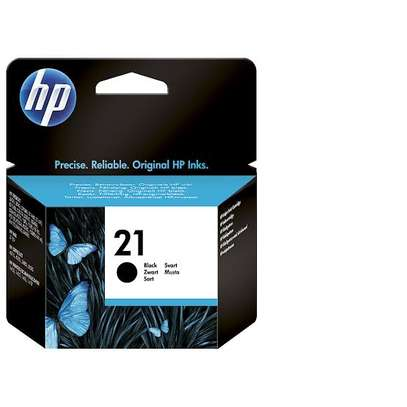 HP inkjet refilling 21 and 22 cartridges image 7