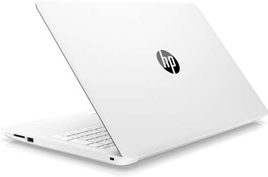 Hp NoteBook 15 AMD Ryzen™3 3200U 2.6GHz 8GB RAM DDr4 256GB SSD win10 -White image 2