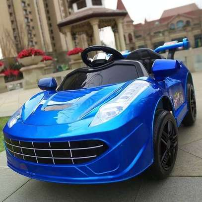 Kid's Electric Car - Rechargeable image 2