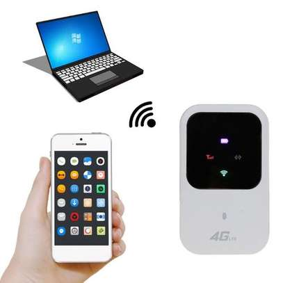 Generic Mini 4G Wifi Router 3G 4G Lte Wireless Pocket Portable Wifi Mobile Hotspot Car Wi-fi Router With Sim Card Slot
