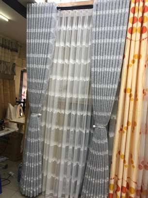 STUNNING SHEERS AND CURTAINS PER METRE @1200/= image 8