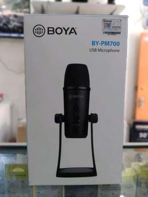 BOYA BY-PM700 USB condenser microphone image 1