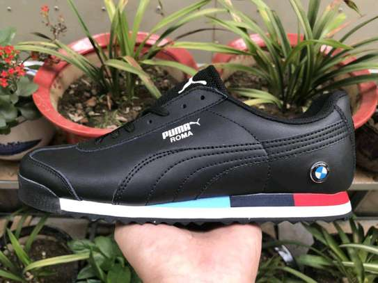 Bmw Addidas Edition Trendy Mens Shoes image 5