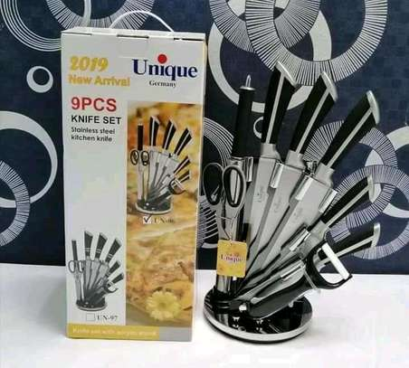 Set of unique knives image 1