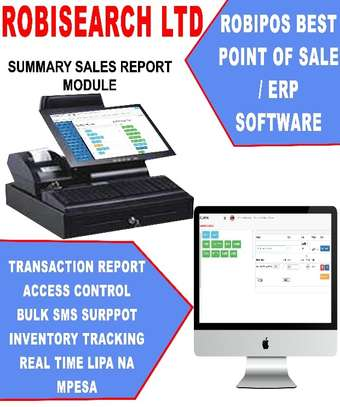 Restaurant,Clubs, Retail POS Point Of Sale Software Pos Management image 1