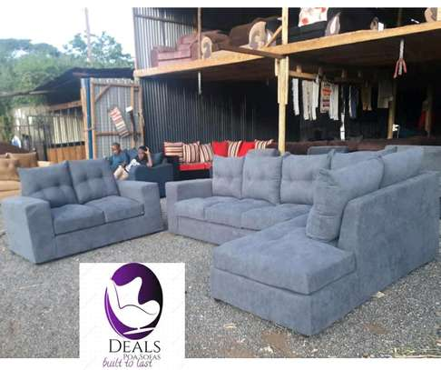 Six Seater Corner Seat + Sofabed/ Two Seater image 3