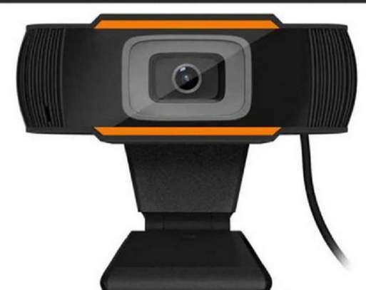 High Resolution Crystal Clear Full HD Webcam image 1