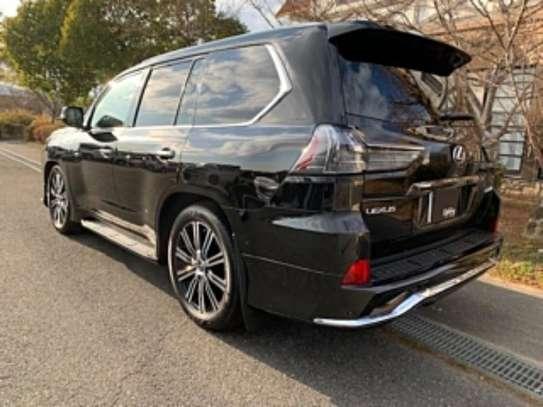 Lexus LX 570 2019 Black image 5