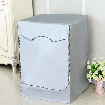 Laundry Machine Dust Cover Protection image 5