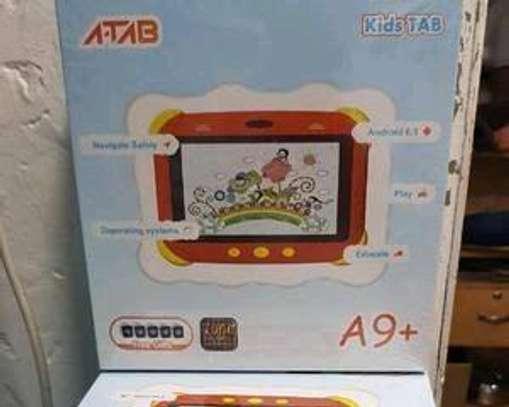 kids tablet + free powerbank image 2
