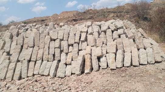 Hand cut stones, Hardcores, Mchongo and Murram image 7