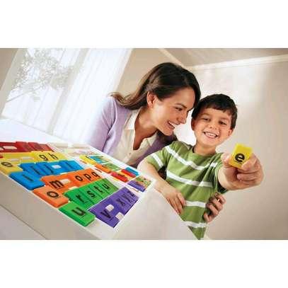 Junior Scrabble Board Game image 1