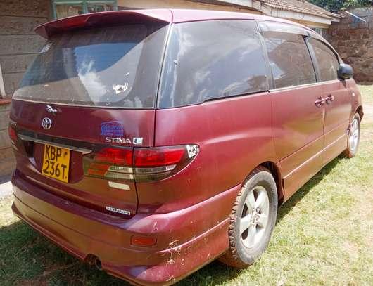 Toyota Estima hot sale image 2