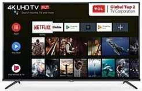 50 inch tcl smart android 4k tv image 1