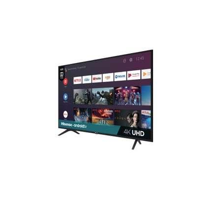 "Hisense 55A72KEN - 55"" UHD 4K Smart Andriod Frameless TV - Series 7, 2 Years Warranty image 1"