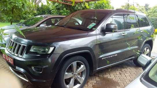 Top-Notch Clean Jeep Grand Cherokee Ex-diplomatic