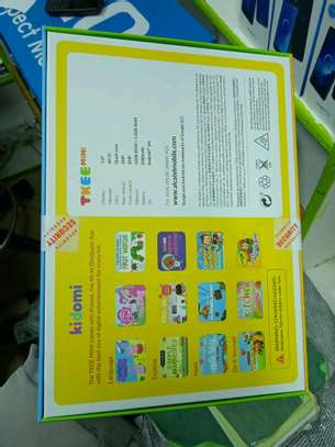 Alcatel Kids Tablet-16GB 1.5GB ram 50 free apps+Educative Content image 2