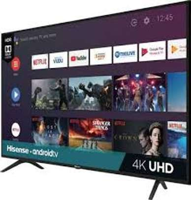 Hisense 43″ Android Smart Full HD TV image 1