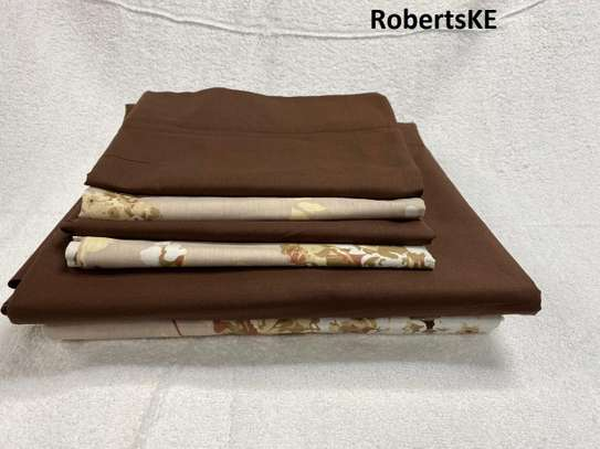 Brown Bedsheet image 1