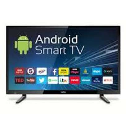 EEFA New 32 inches Android Frameless Smart Digital TVs image 1