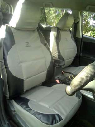 Comfortable car seat covers image 1