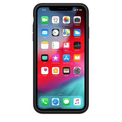 iPhone XS Max Smart Battery Case - Black image 3