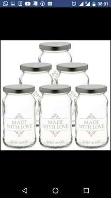 Mason jar,packing glasses image 4