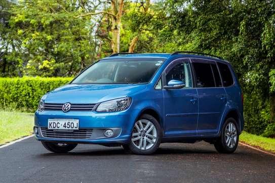 Volkswagen Touran image 1
