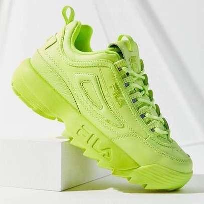 Fila ladies sneaker. image 1