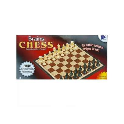 Chess Board Game Magnetic & Foldable Travel Chess