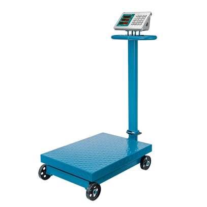 600kg  Heavy Duty Platform Digital Weighing Industrial Scales image 1
