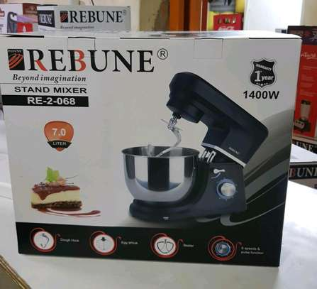 Rebune Commercial stand electric mixer image 1