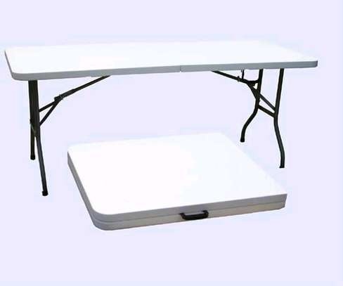 Foldable tables available for sale image 2