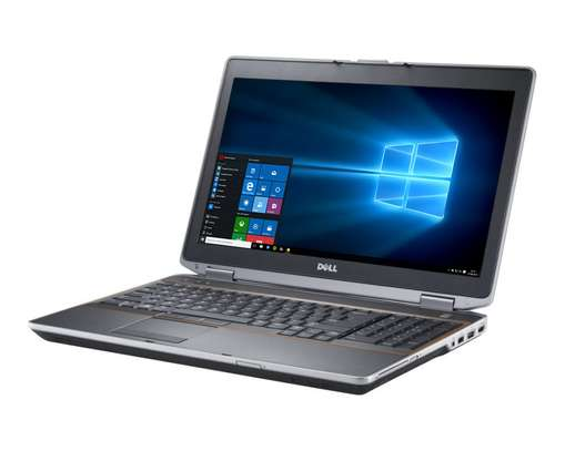 Turbo Power Core i5 2.5GHZ Quad Core cpu Dell E6320s