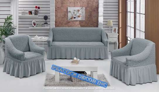 Ready Made Loose Covers 5 seater 11500/= image 7