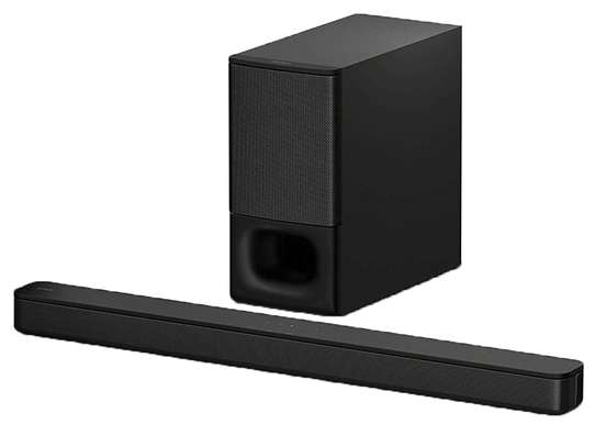 Sony HT-S350 2.1 Channel Home Theater Soundbar Wireless System with Subwoofer image 1